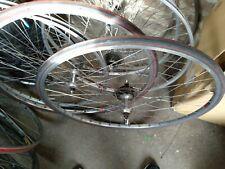 mavic module E Miche hubbed wheelset 36 spoke 6 speed