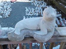 Newport Harbor Seal - Concrete Statue