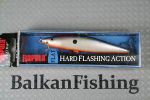 Rapala Flat Rap FLR-10 10cm/12g  Color: OPSD Original Pearl Shad