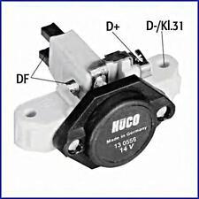 HUCO Alternator Voltage Regulator 14V Fits VOLVO 850 C70 S70 V70 1995-2005