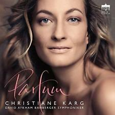 Christiane Karg - Parfum (NEW CD)