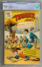 THUNDER AGENTS #18 CBCS 9.4 WHITE PAGES