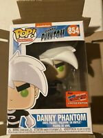 FUNKO POP! Nickelodeon DANNY PHANTOM NYCC 2020 CON STICKER PERFECT BOX