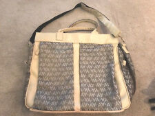 AVON A LOGO OVERNIGHT BAG OR REPRESENTATIVE BUSINESS TOTE BAG LARGE EXCELLENT