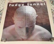 Fudge Tunnel Complicated Futility Of Ignorance Ds Promotional Poster 24 X 24