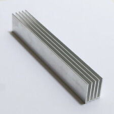 150 x 19 x 25.4mm Aluminium Heat Sink Processor/Power Transistor/IC/FET/Supply