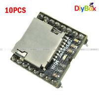 10PCS Mini TF Card U Disk DFPlayer MP3 Player Audio Voice Module For Arduino