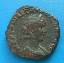 Etruscille Etruscilla sesterce PVDICITIA AVG