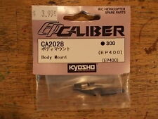 CA2028 Body Mount - Kyosho EP Caliber EP400 Helicopter Electric Helo Heli