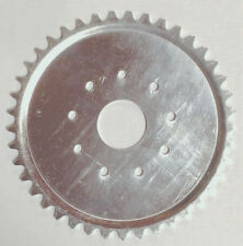 80cc engine motor bike parts - 41 teeth dish sprocket only ( no mount)