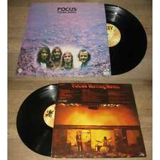 FOCUS - Moving Waves LP ORG FRench Press Dutch Psych Prog 71