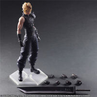 Final Fantasy VII Cloud Play Arts Kai Movable Action Figure Collection New Box