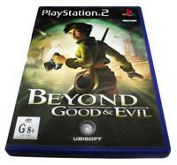Beyond Good & Evil PS2 PAL *Complete*