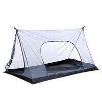 Ultralight Summer Mesh Tent 1-2 Person Outdoor Camping Tent Repellent Net  N1P2