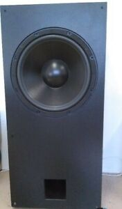 SNELL MC SUB 1800 THX Certified subwoofer
