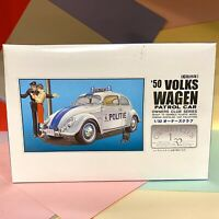 Micro Ace 1/32 Owner's Club No.52 '50 Volkswagen patrol car Model Kit' Brand New