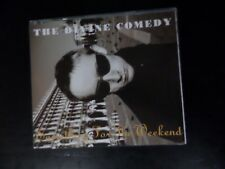 CD SINGLE - THE DIVINE COMEDY - SOMETHING FOR THE WEEKEND