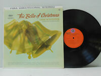 Eddie Dunstedter christmas LP The Bells Of Christmas Capitol