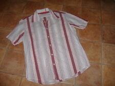 Hugo Boss De Hombre Camisa, Talla L, G/C, Diseñador Camisa para hombre