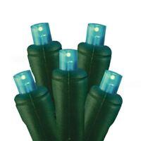 Teal Commercial Grade 5MM LED Light String