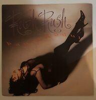 "RUSH RUSH Schallplatte 7"" Paula Abdul Vinyl Musik Pop Audio Maxi Single Virgin"