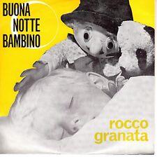 7inch ROCCO GRANATA buona notte bambino HOLLAND EX  (S1682)