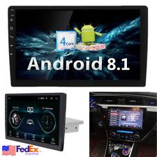 9 INCH Android 8.1 Car Radio Single 1 DIN Stereo Head Unit GPS Navi MP5 FM 1+16G