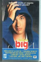 BIG (Usa 1991) VHS Fox  Tom Hanks Elizabeth Perkins Robert Loggia Penny Marshall