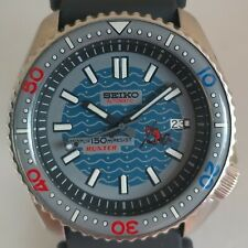 Seiko 7002-700A Vintage Divers Hunter Automatic Watch Mod #254