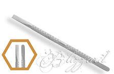 """5 """"Blizzard Profesional Acero cutícula Empujador y removedor de herramienta Con Raspador Blade"""