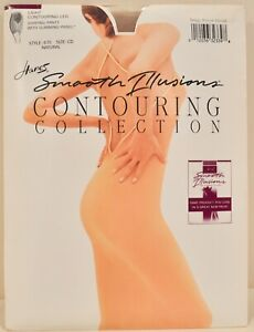Hanes Smooth Illusions Contouring Collection Light Contouring Leg Natural Sz CD