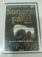 Sangre Facile Diretto´S Cut Ethan & Joel Coen - DVD Spagnolo Inglese nuevo