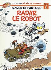 BD  Spirou et fantasio  N°2 - Radar le Robot - E.O.  1976  TBE  - Franquin - CPJ