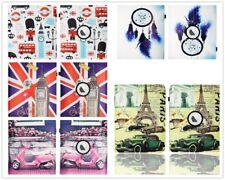 "FUNDA TABLET universal 10.1"" 10"" 10.5"" GIRATORIA 360º dibujo"