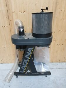 EX DISPLAY - COLLECTION ONLY - LAGUNA BFLUX1  Wood Dust & Chip Extractor, 1hp