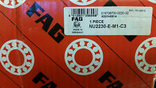 FAG NU2230-E-M1-C3 Cylindrical Ball Bearing *NEW*