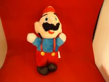Super Mario Bros. Mario Nintendo NES Retro Stuffed Animal Plush Acme 1998