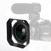 Vbestlife Video Camera Camcorder DV Camera Lens Hood, Professional Portable 3...