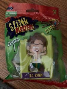 New 2011 Stink Blasters B.O. Brian