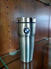 BMW Roundel Travel Mug - 16 oz. Stainless Steel Roundel Logo 80902244611