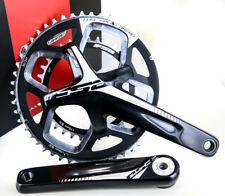 FSA Gossamer Pro BB386 EVO ABS Road Bike Crankset 50/34T N10/11s 175mm NEW