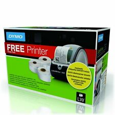 DYMO LabelWriter 450 Label Writer/Printer + 3x Labels Box 51 lpm, Black VAT inc
