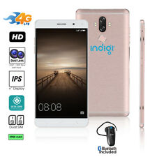 Unlocked 4G LTE Android 7 SmartPhone (6-inch Screen + Fingerprint + 13MP Camera)