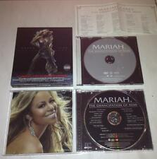 Mariah Carey 2005 The Emancipation Of Mimi Taiwan Deluxe Box CD DVD Promo Insert