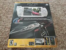 Sony PSP Playstation Portable console Gran Turismo Limited Edition CIB VG+