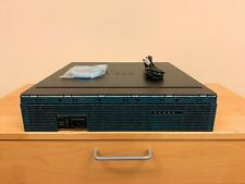 Cisco 2921 Router Voice Security Bundle CISCO2921-HSEC/K9 15.7 OS 1.5GB/1GB FL