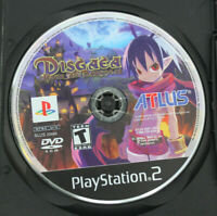 Disgaea: Hour of Darkness (Sony PlayStation 2, PS2, 2003) Disc Only!!