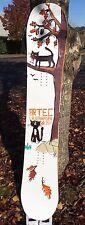 Brand New Artec Laura Hadar Killer Spirit 154 Women Snowboard-Retail $329.95