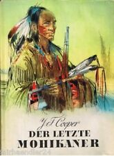 ►DER LETZTE MOHIKANER JAMES FENIMORE COOPER DEUTSCH EBOOK EDEL EPUB PDF E-LIZENZ