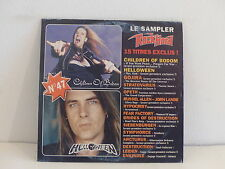 CD Sampler ROCK HARD CHILDREN OF BODOM HELLOWEEN GOJIRA STRATOVARIUS OPETH